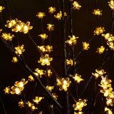 1.5 Hochzeits-Feiertags-Weihnachtsfest-Dekoration Christma Baum-Leuchte m-384 LED