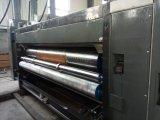 Máquina que ranura y que corta con tintas de la impresión multicolora auto