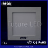 diodo emissor de luz Panel Light de Approved Square do CE 9W
