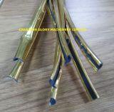 Heißes Verkaufs-Rand-Streifenbildungs-Dekoration-Band-Plastikstrangpresßling-Maschine