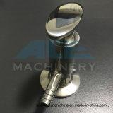 Válvula de muestra roscada de acero inoxidable sanitaria (ACE-QYF-2F)