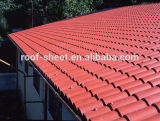 Плитка крыши смолаы подшипника UPVC нагрузки