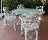 Euro glace de table Tempered grise ou en bronze pour la glace de meubles de jardin