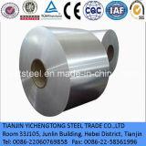 La bobine laminée à froid d'acier inoxydable de fini de Ba a couvert le film de PVC