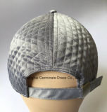 Бейсбольная кепка способа в ткани сатинировки с твердым Col (LY108)