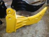 掘削機の二重歯リッパー、掘削機のリッパー