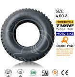 기관자전차 타이어 Mrf 패턴 세발자전거 타이어 3 짐수레꾼 타이어 Tok Tok 타이어 4.00-8
