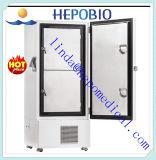 Congeladora biológica de la conservación en cámara frigorífica de la muestra del compresor doble (HP-86U340I)