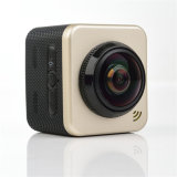 WiFi maakt Camera 12 van de Actie van 360 Sporten van de Graad Panoramische PARLEMENTSLID waterdicht en 1080P HD