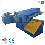 Máquina de estaca da folha do ferro de sucata
