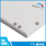 Luz del panel de la marca de fábrica 600X600 LED del OEM de China para la iluminación del hogar de la oficina