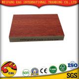 멜라민 MDF Board/18mm 색깔 파란 목제 곡물 etc. 조밀도: 720kgs/Cbm