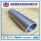 Mit hoher Schreibdichte fabrikmäßig hergestellte 99.95% Molybdän-Hochtemperaturrohre/Gefäß/Leitung-oder Wolframrohre/Gefäß/Leitung