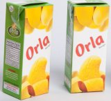 Cartons de papier d'emballage de jus