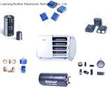 고품질 감기 유형 5.5V 15f 힘 최고 축전기