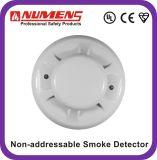 Détecteur de fumée conventionnel de systèmes de sécurité d'homologation d'En/UL (SNC-300-S2)