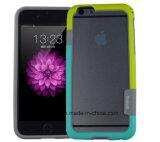 Les accessoires PC+TPU de téléphone mobile imperméabilisent la caisse de couverture de cellules/téléphone mobile pour le cas 6s imperméable à l'eau de l'iPhone 6