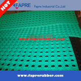 Couvre-tapis en caoutchouc de cuisine/caoutchouc Anti-Fatigue/couvre-tapis antidérapage en caoutchouc d'évacuation de pétrole