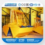 Gancho agarrador hidráulico eléctrico del surtidor de China