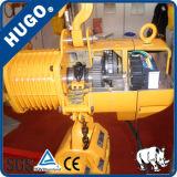 Élévateur à chaînes électrique de la tonne 500kg de 1/2