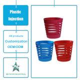 カスタマイズされたプラスチック世帯のゴミ箱のガーベージのバスケットのプラスチック注入型