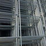 Acoplamiento de alambre soldado galvanizado eléctrico barato 4X4 para el panel de la cerca