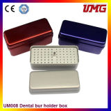 72の穴の殺菌ボックスBurのための歯科内部ファイルボックス
