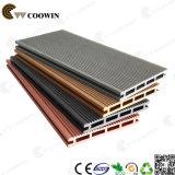 Revestimento de madeira oco popular e barato da grão (TS-04A)