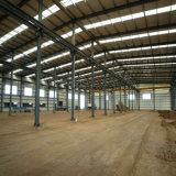 Helle Stahlkonstruktion-Aufbau-große Überspannungs-Werkstatt mit Nizza Entwurf