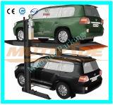 2 подъем автомобиля стоянкы автомобилей оборудования столба пола 2