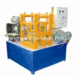 フルオートマチックのひだを付けられた金網機械ワイヤー直径: 2.0-7.0mm