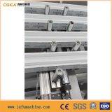 Alumínio e de perfil do PVC centro de máquina Lsjqz-CNC-6000 da estaca do CNC