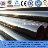Schwarzer warm gewalzter nahtloser Stahl Pipe-Q235