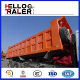 20 caminhão de descarregador Diesel cúbico HOWO de 371HP 25t