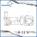 Siphonic 1.28gpf определяет полный двухкусочный Elongated туалет (ACT9059)