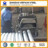 Tubo de acero galvanizado sumergido caliente Q235