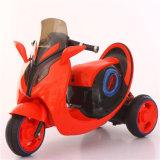 Motos électriques à roues rouges 3 roues pour gros bébés