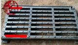 Дуктильная система канализации решетки дождя решетки En124 чугуна