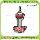 記念品の昇進のギフトの漫画PVC冷却装置磁石のカナダのアメリカヘラジカ(RC-CA)