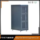 Cremagliera standard del Governo della rete di Finen 19inch con acciaio laminato a freddo alta qualità