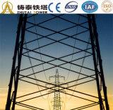 tour Q345 en acier de 3-30m avec ISO9001 diplôméee
