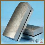 Blocchetto abrasivo Grante del diamante di L140mm