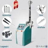 금속 RF 운전사 관 분수 이산화탄소 Laser Carboxy 치료