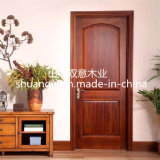 Домашняя дверь мебели, деревянная нутряная входная дверь