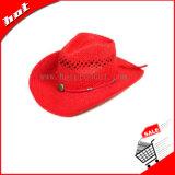 Westlicher Cowboy-Strohhut des heißen Verkaufs-2017