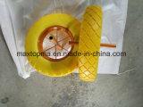 400-8 rotella libera piana della gomma piuma dell'unità di elaborazione con il grande reticolo quadrato