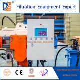 Imprensa de filtro automática da membrana para a secagem da lama