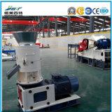 平らな熱い販売の良質は木製のペレタイジングを施す機械を停止する