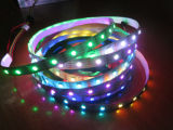 Striscia di RGB LED di magia di Ws2811 Ws2801 Ws2812 che insegue indicatore luminoso