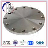 304/316 de flange cega de aço inoxidável, En para a fábrica